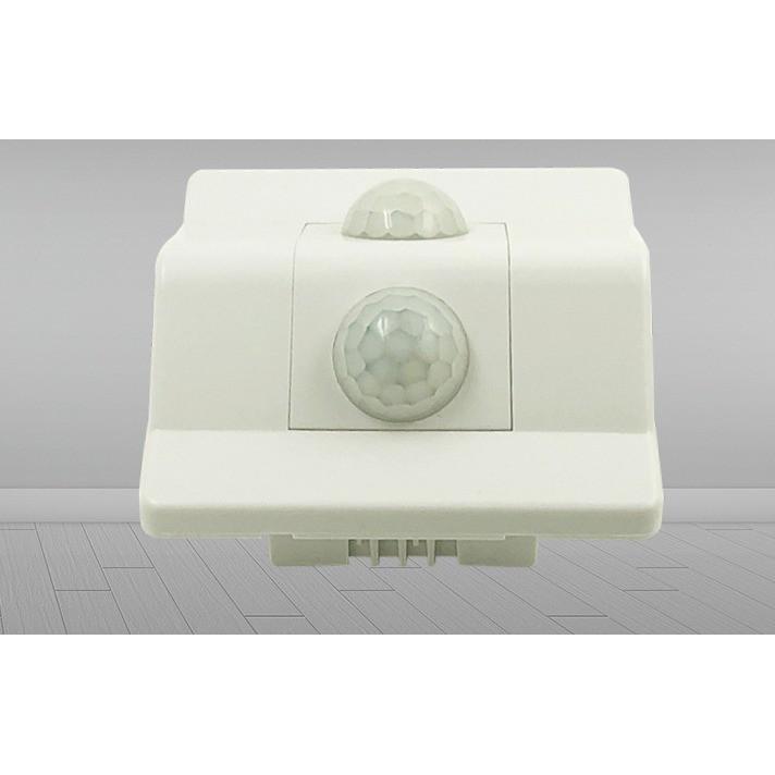 F1C52 雙探頭超大角度感應器 全功能紅外線感應器 光控開關 110v 220v 12V 雷達微波感應器 人體感應開關