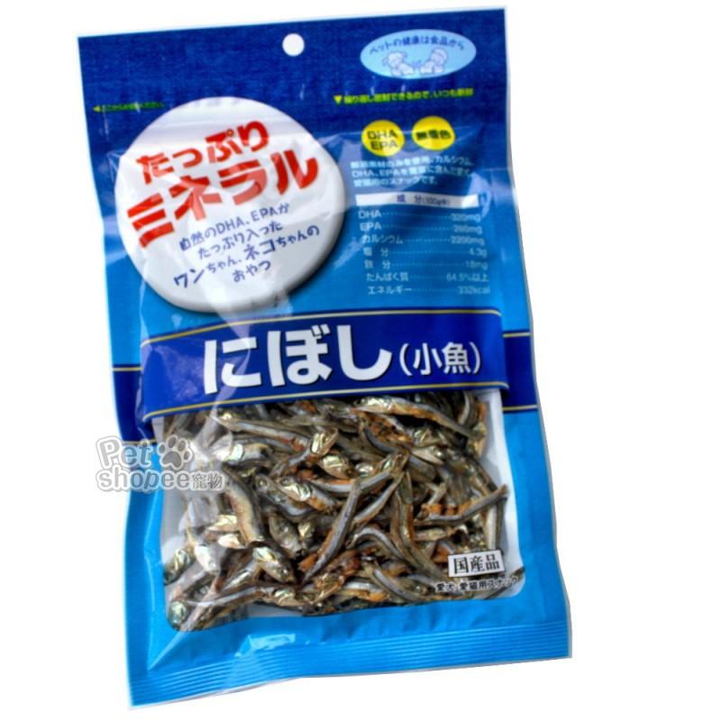 asuku 日本藍小魚乾100g