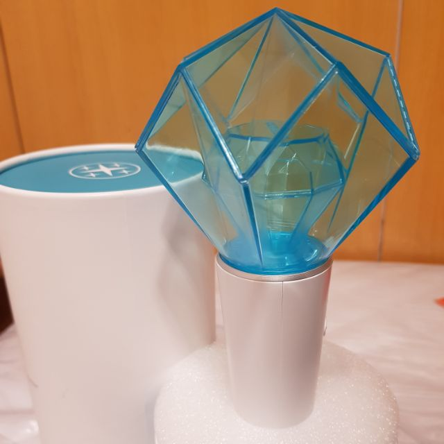 SHINee官方鑽石手燈
