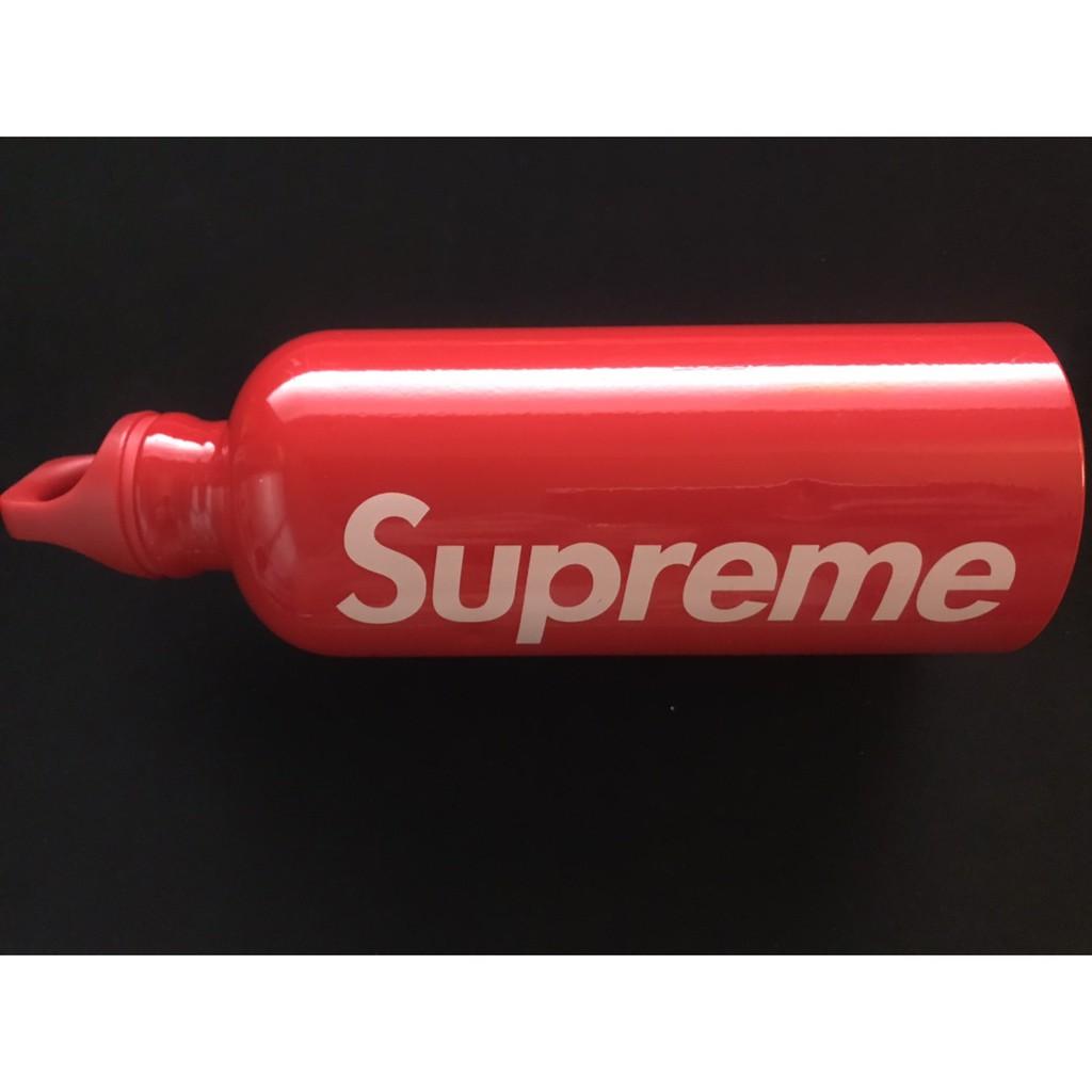 【Supreme】Supreme SIGG Traveller Water Bottle保溫瓶運動水壺S012