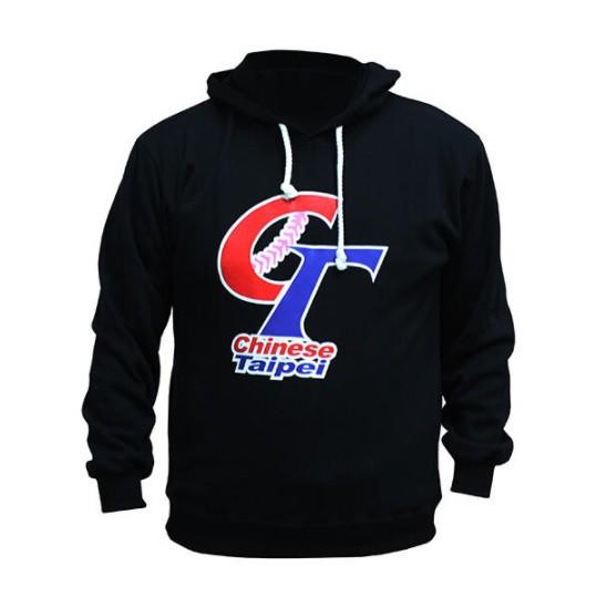 中華隊 LOGO棒球帽T   CT-CW-302/01 黑色