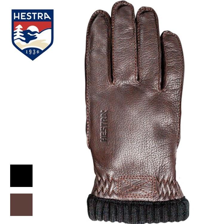 Hestra 鹿皮保暖手套 Deerskin Primaloft Rip 20210