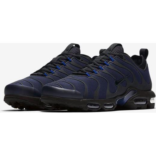 NIKE AIR MAX PLUS TN ULTRA 898015 404 藍黑 男款 慢跑鞋 復古