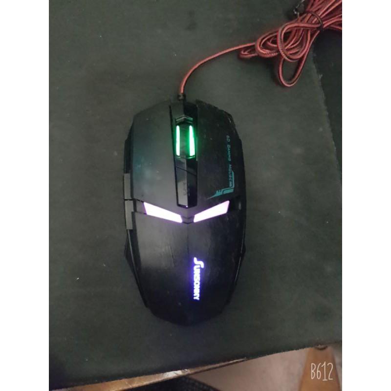 電競滑鼠可調整DPI