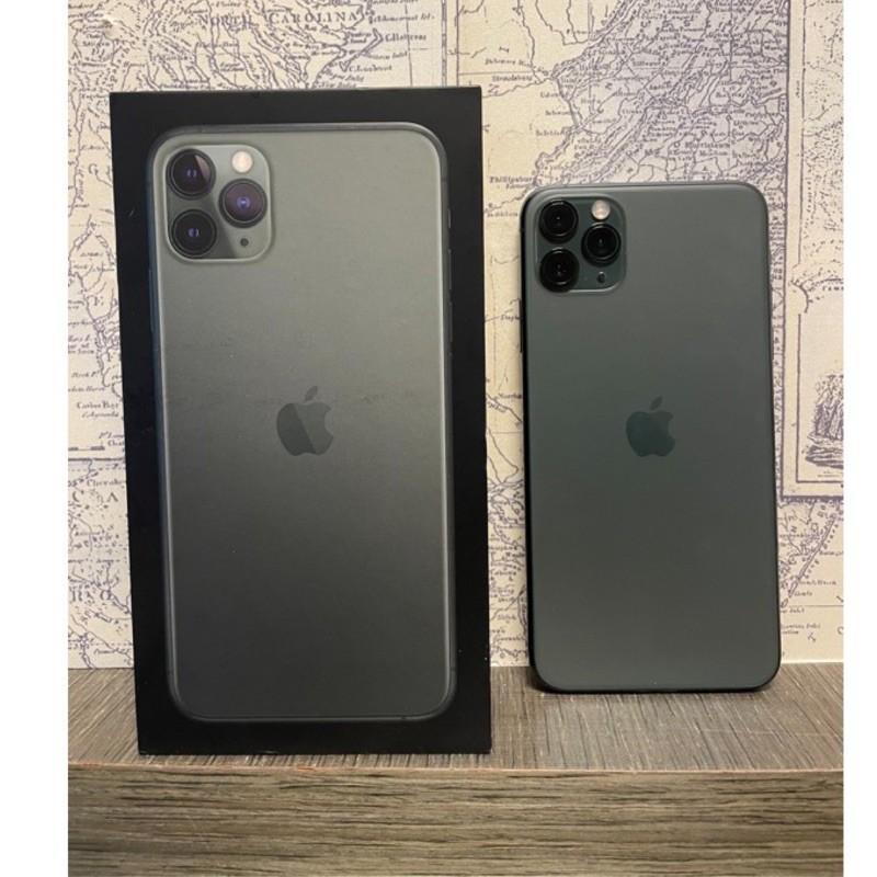 9成新 iPhone 11 ProMax 64G 高雄 附Airpods Pro