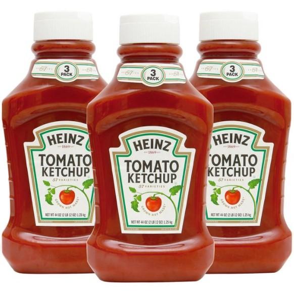 【好市多代購】亨氏 番茄醬 1.25公斤 單入 番茄醬 沾醬 薯條 雞塊 糖醋 好市多 好事多