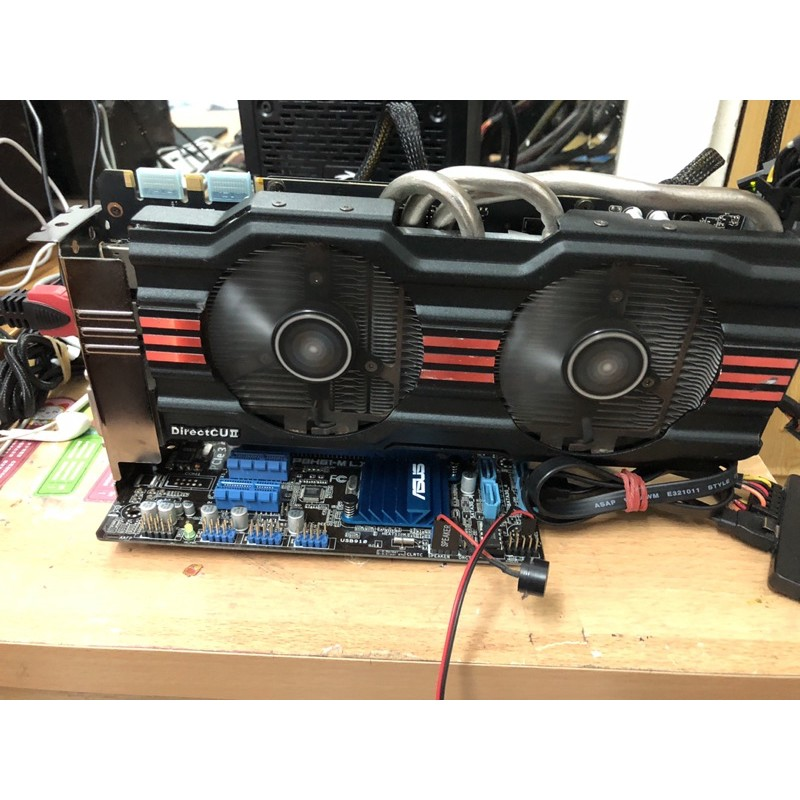 ASUS Gtx770 2GD5 顯示卡 二手良品