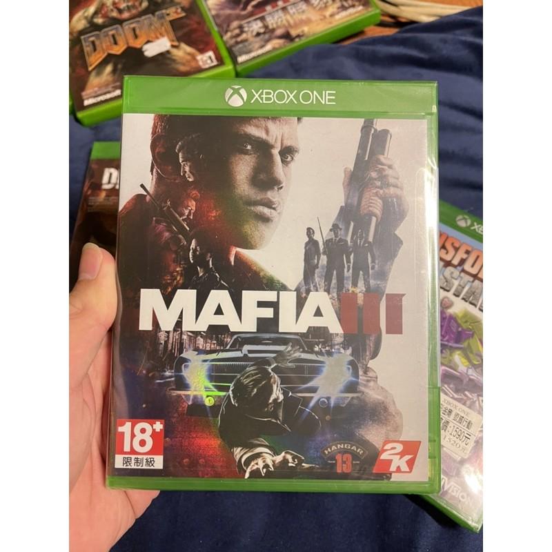 XBOX ONE 四海兄弟 3  Mafia III  mafia3 Xbox series x