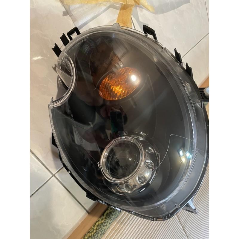 MINI COOPER  S R55 R56 JCW 燻黑大燈