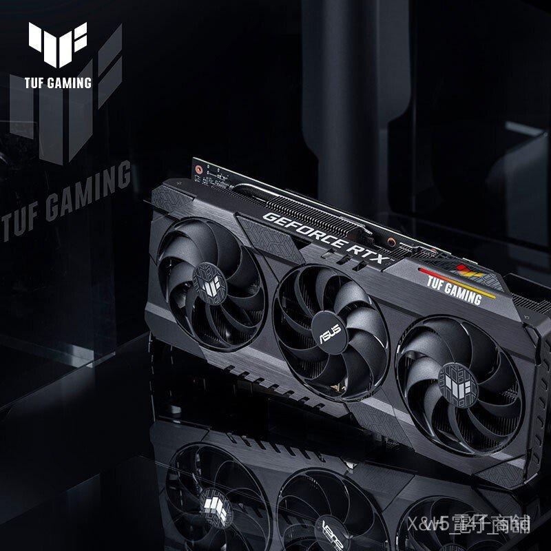 【熱銷出貨】華碩猛禽TUF/ROG-STRIX/DUAL RTX3060Ti-O12G/8G V2 GAMING電競台式
