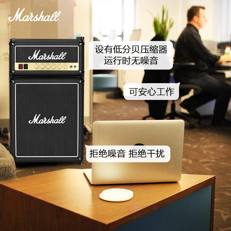 @*@馬歇爾 MARSHALL FRIDGE 3.2限量版復古冰箱 吉他音箱外形搖滾