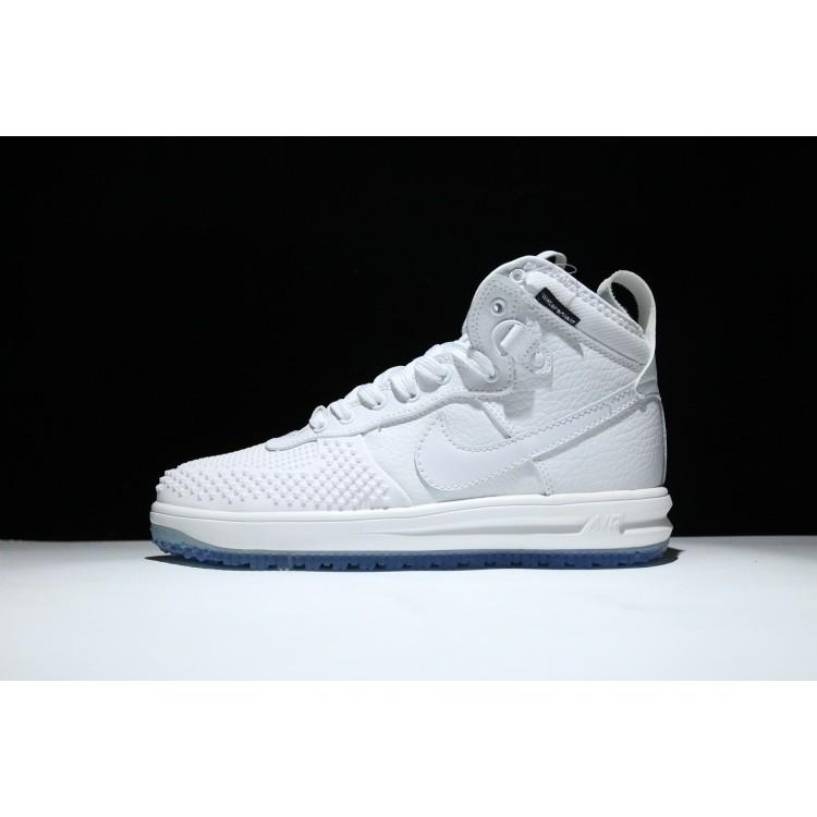 super popular f7068 bd75e ACRONYM x Nike Lunar Force 1 SP空軍一號低筒男女鞋麂皮黑白698699-001  蝦皮購物