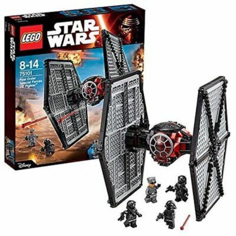 【假日車庫樂高】 75101 星戰/STAR WAR  First Order Special Forces TIE f