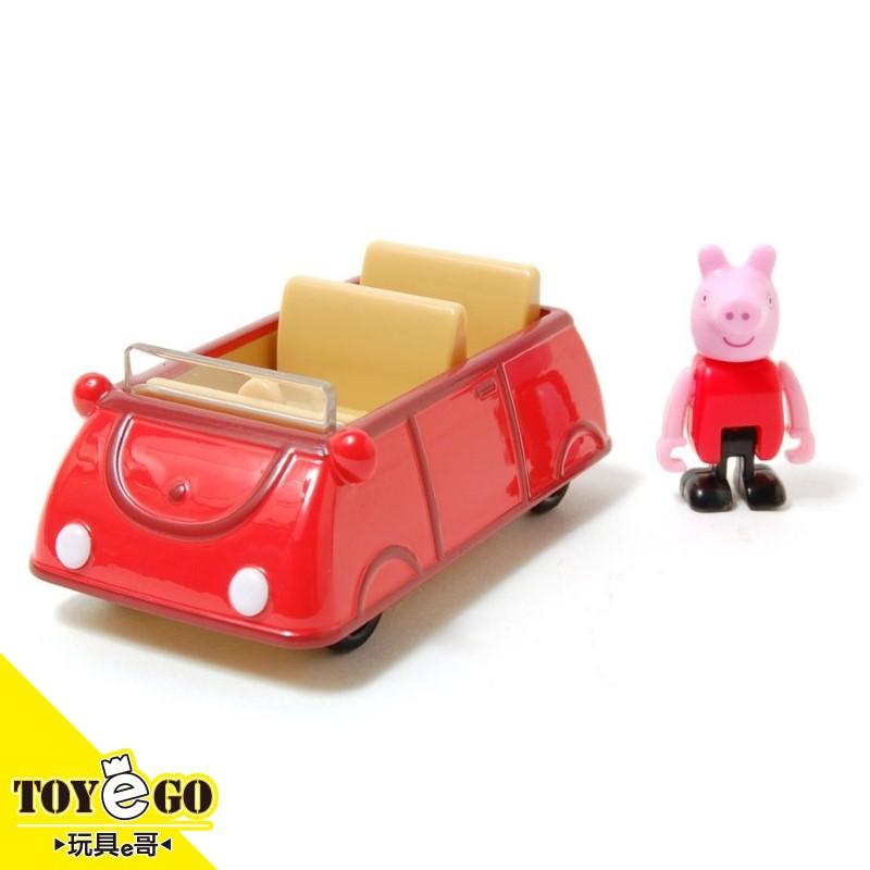 TOMICA Dream 騎乘系列 粉紅豬小妺 佩佩豬 玩具e哥 13126