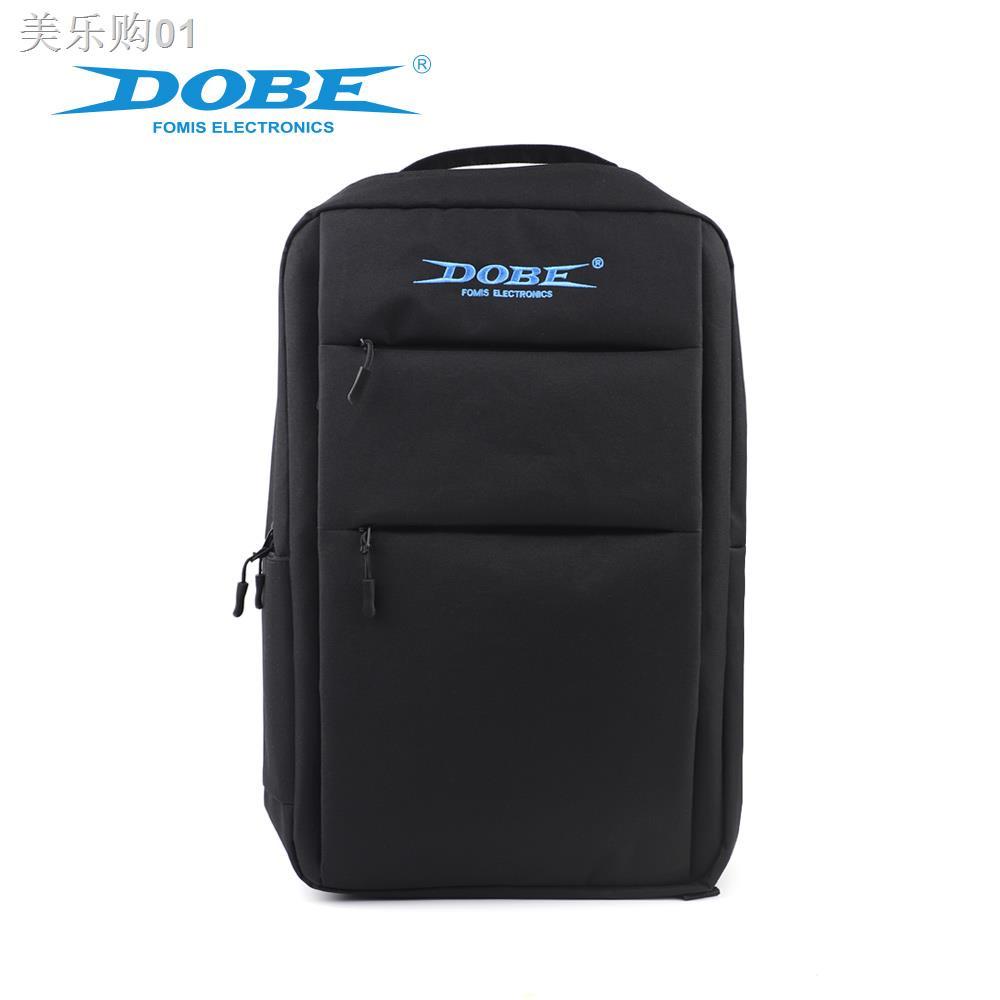 ♞現貨 DOBEPS5主機收納包XBOX Series X/S背包保護包便攜雙肩旅行包