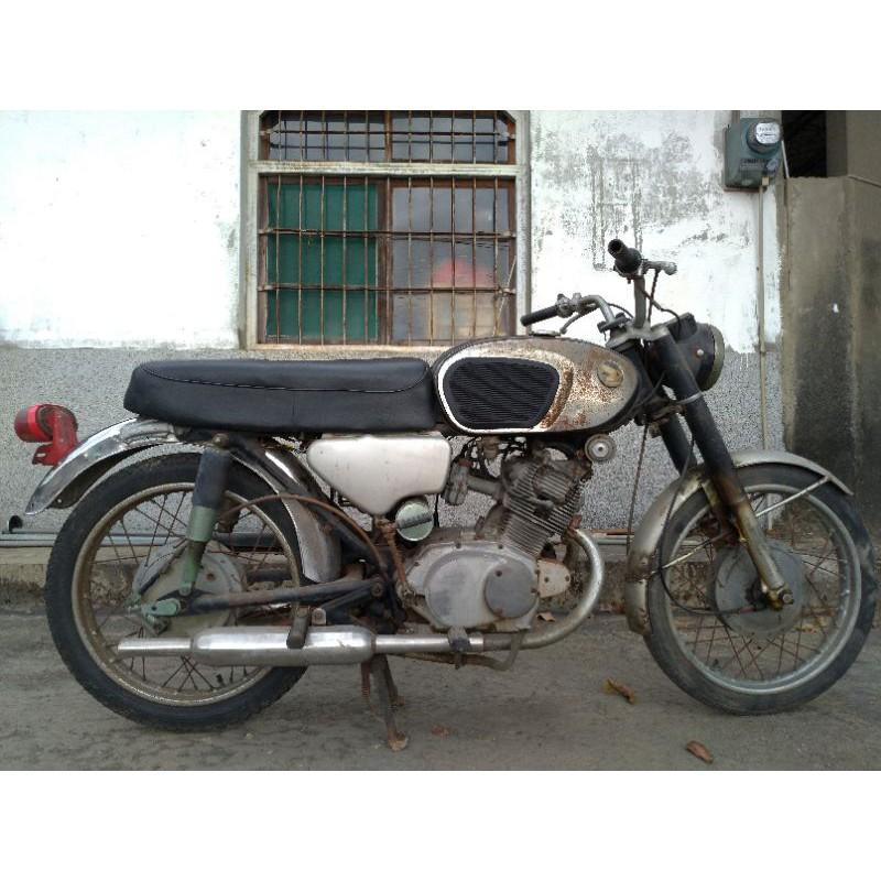 售honda 本田 Cb93 cb125k0 cb100 cb175 cb350 雙缸 雙化 原裝車