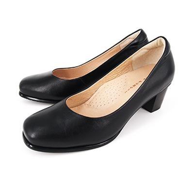 【創意者鞋坊 】 都會OL上班包鞋-黑/女-原價2280元