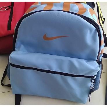 【會會小鋪】現貨 NIKE JUST DO IT 兒童書包 大人可背 時尚簡約經典版 小背包 休閒包 後背包 書包 實拍