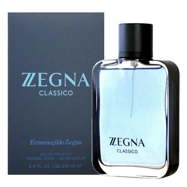 《現貨 》Ermenegildo Zegna Z 男性淡香水 100ml 全新正品