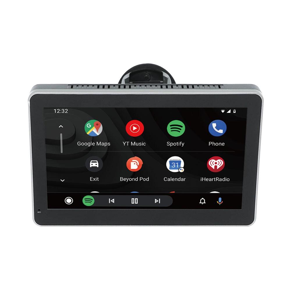 CORAL Carplay 導航通訊娛樂車載機 (加贈M2 GPS雙錄行車記錄器或翻譯機)