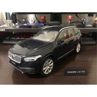 【E.M.C】1:18 1/ 18 原廠 VOLVO XC90 SUV 模型車 台南市