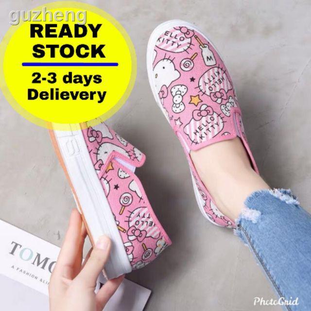 ♗☏✷💕💕Yogo -DEWASA-Kasut Hello Kitty / Hello Kitty 鞋子