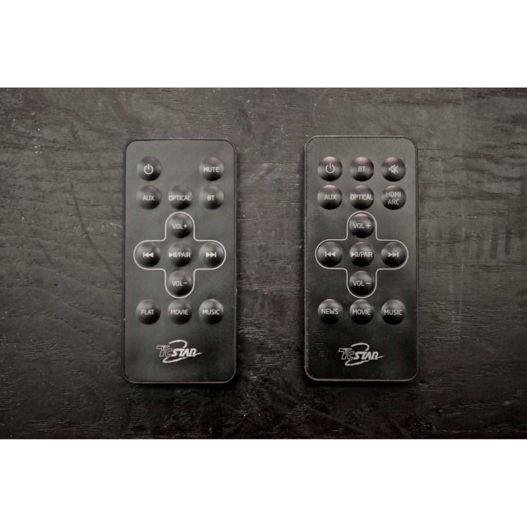 TCSTAR迪士達  TCS9000多功能藍牙環繞3D劇院喇叭  & TCS9100藍牙/光纖/HDMI環繞劇院搖控器