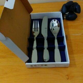 藍帶精品餐具刀叉三件組 Le Cordon bleu  3pcs 台東縣