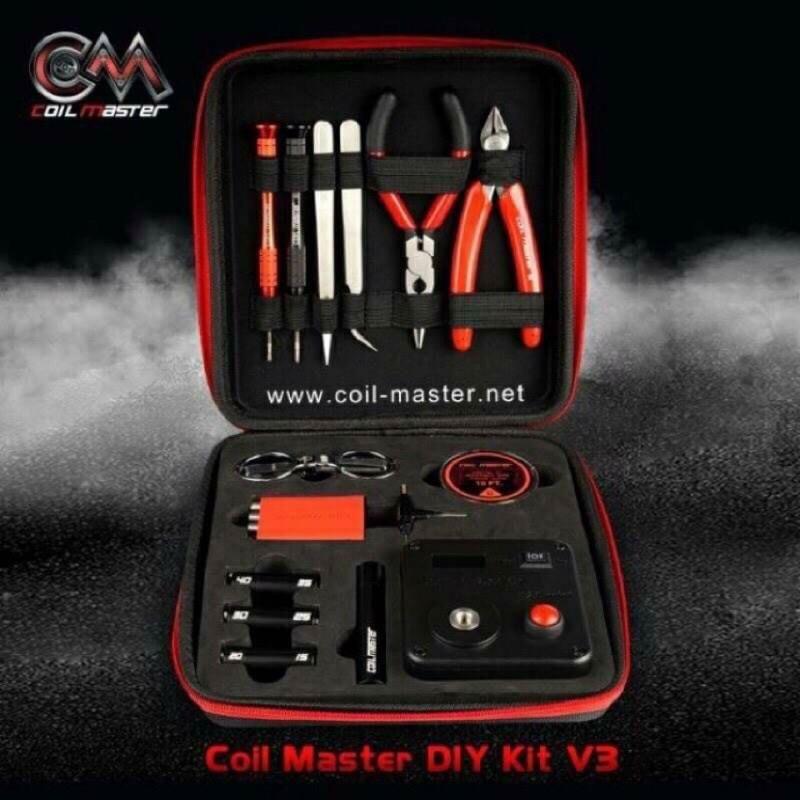 原廠正版Coil Master大工具包