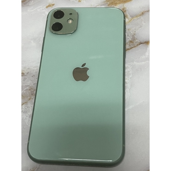 二手 Apple iphone11 128G 綠色