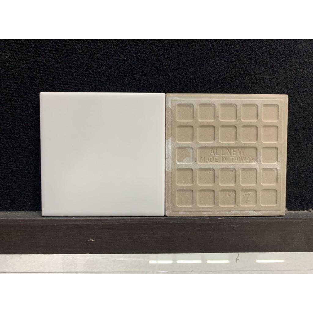 10*10白色修補磁磚方塊磚全新磁磚