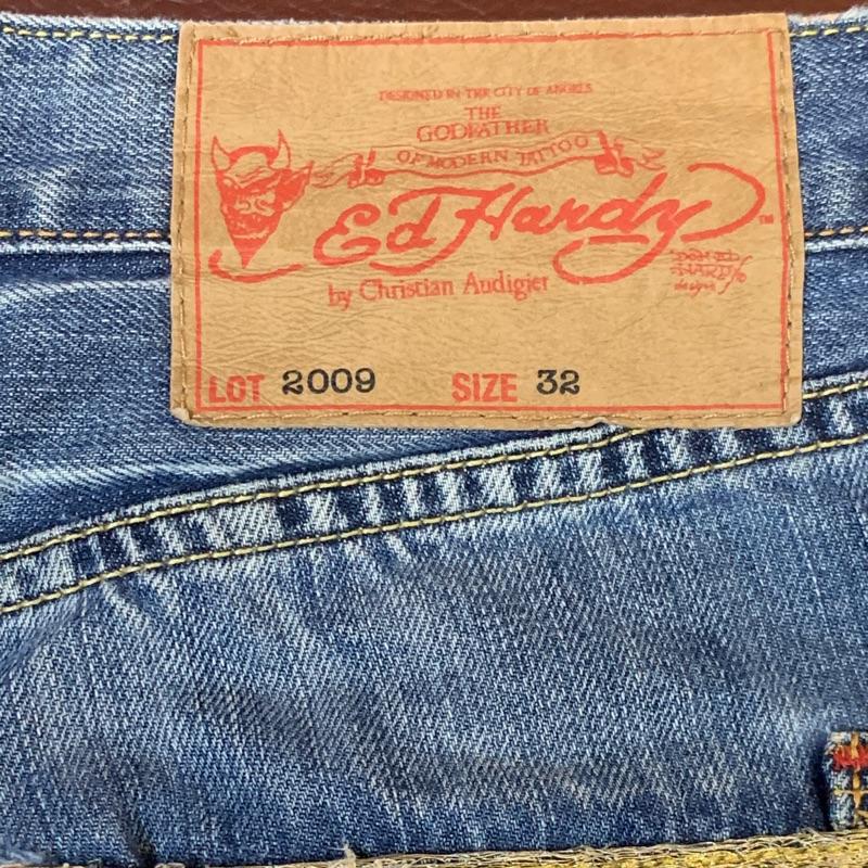 Ed Hardy 牛仔褲