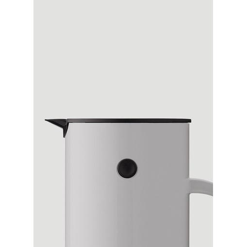 【Shop8】Stelton丹麥美學 啄木鳥真空保溫壺淺灰 (0.5L) EM77系列 丹麥原裝