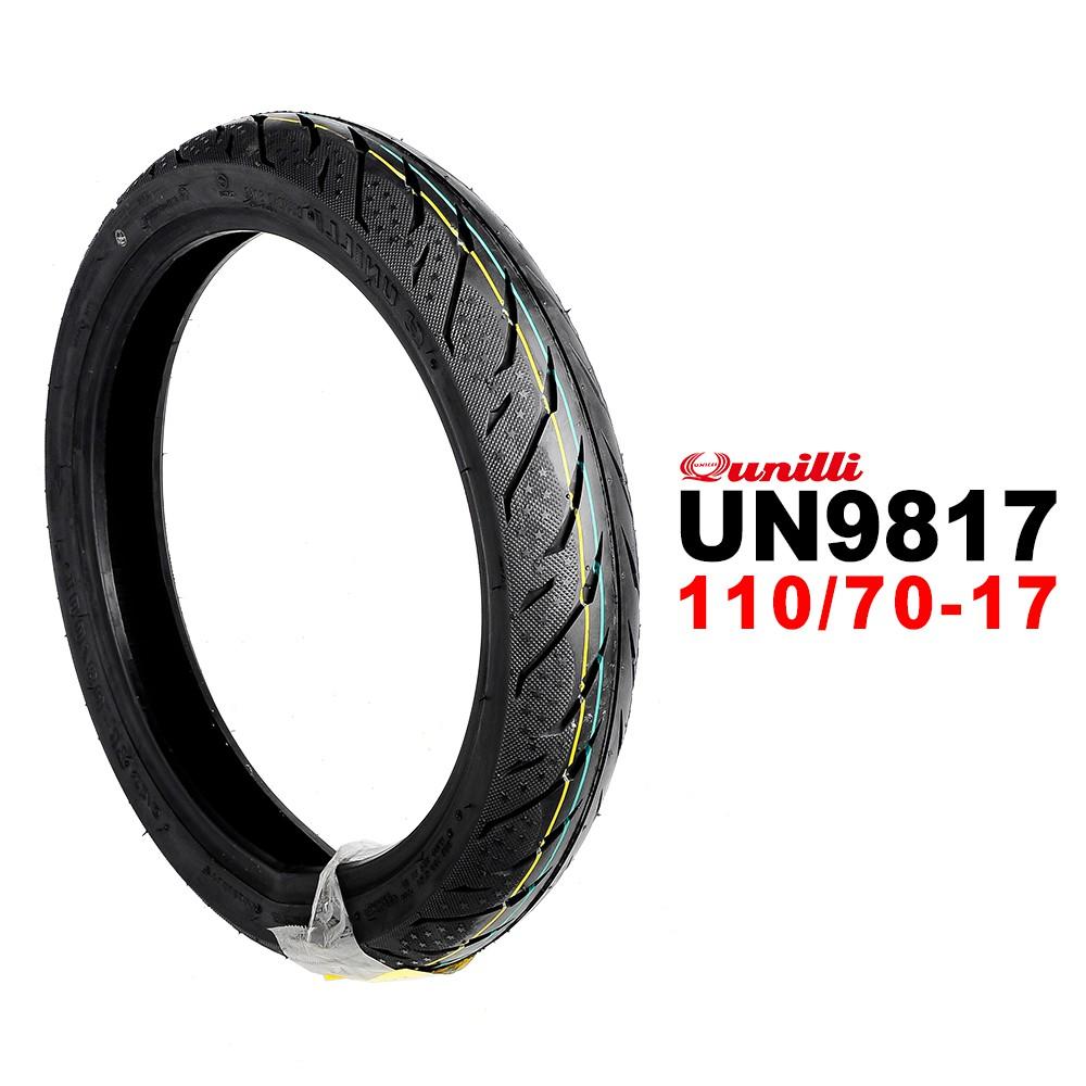 UNILLI 優耐立 輪胎 UN9817 110/70-17