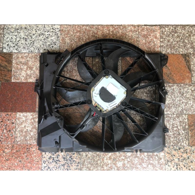 BMW 3系列 E90 E91 E92 全新 水箱風扇總成 散熱風扇馬達