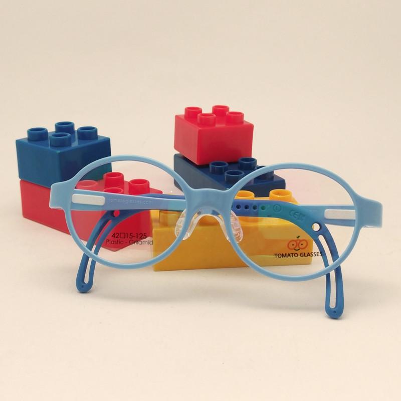 [檸檬眼鏡]👑 TOMATO 👑 TKBC14 42 最舒適的兒童光學眼鏡 可調式鼻墊鏡腳 輕量彈性材質 特價優惠