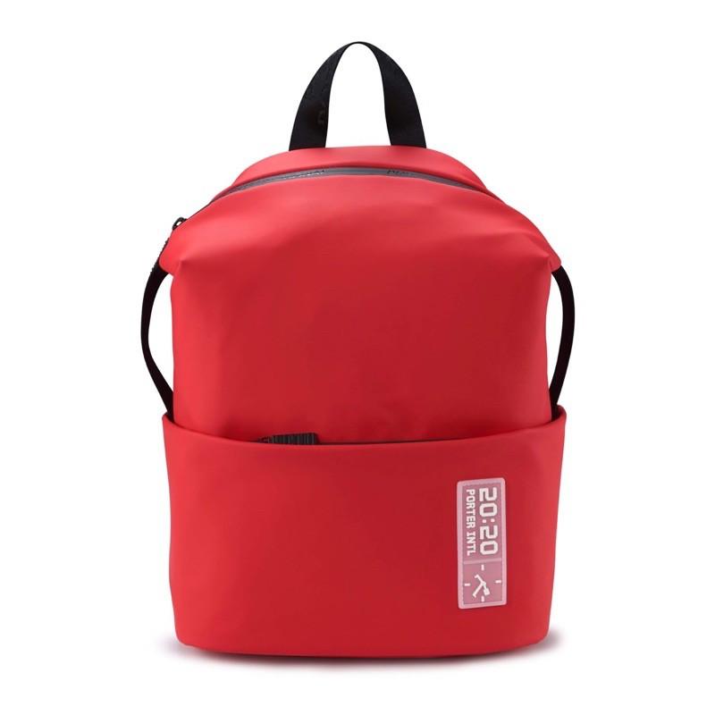 porter福袋商品-紅色後背包
