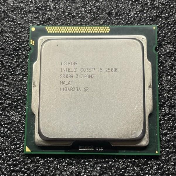 I5 2500K 超頻CPU