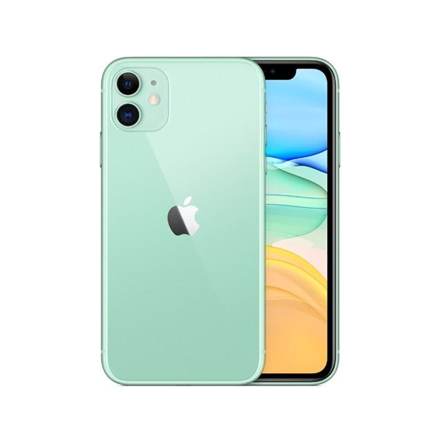 iphone 11 128GB 蘋果手機 二手 有保固 新色/綠色 北部地區可面交 含UAG手機殼及全新蘋果末代耳機
