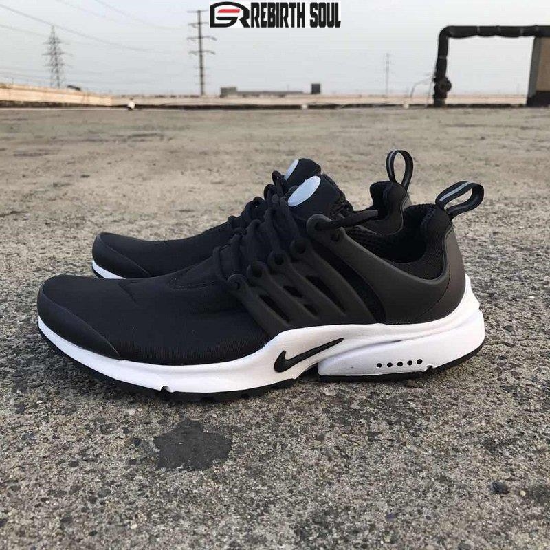 【RS只賣正品】NIKE AIR PRESTO 黑白 魚骨鞋 848187-009 網布 襪套鞋 慢跑鞋