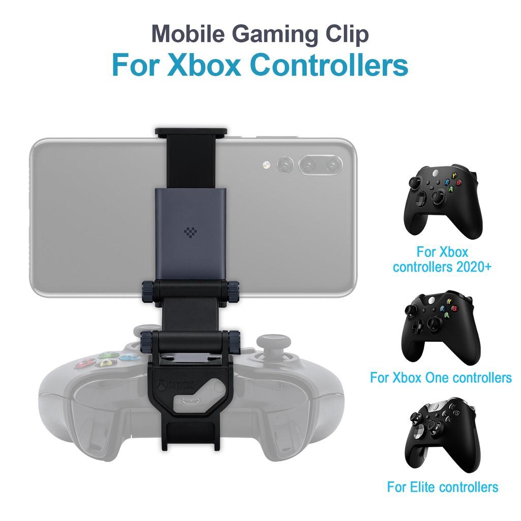 ✻✙8Bitdo Xbox手柄可調式支架套裝 Xbox One/精英手柄專用手機支架