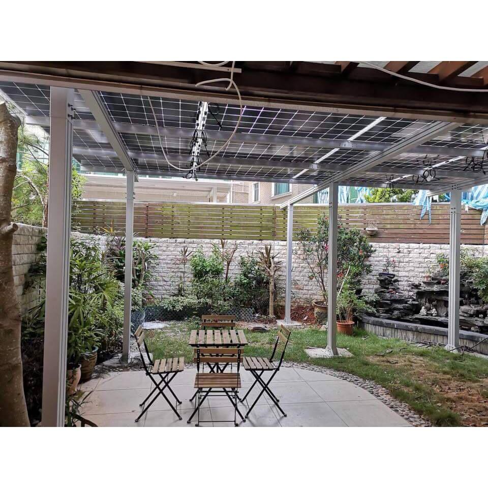 賣電板 A規 友達板305-400W太陽能模組 樓頂 廠房 牧場 農舍 採光罩 屋頂 漁溫 養殖業 溫室種植 鐵架 鐵皮