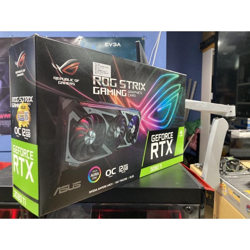 ROG STRIX RTX3080 TI O12G Gaming