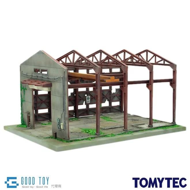 TOMYTEC 286523建物 156 建築廢墟