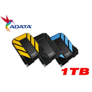 ADATA 威剛 HD710 1TB 1T 2.5吋軍規防水防震行動硬碟 台北市