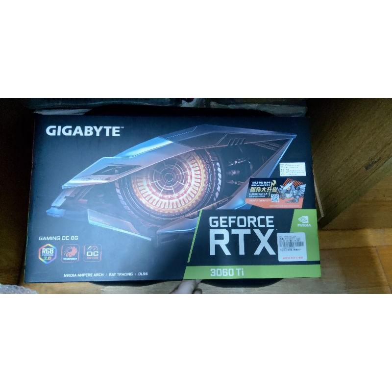 Rtx3060ti gaming oc 8gb未鎖算力 可聊聊議價