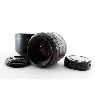 SMC Pentax-F 85mm F /  2.8柔和的远摄镜头来自日本A772504