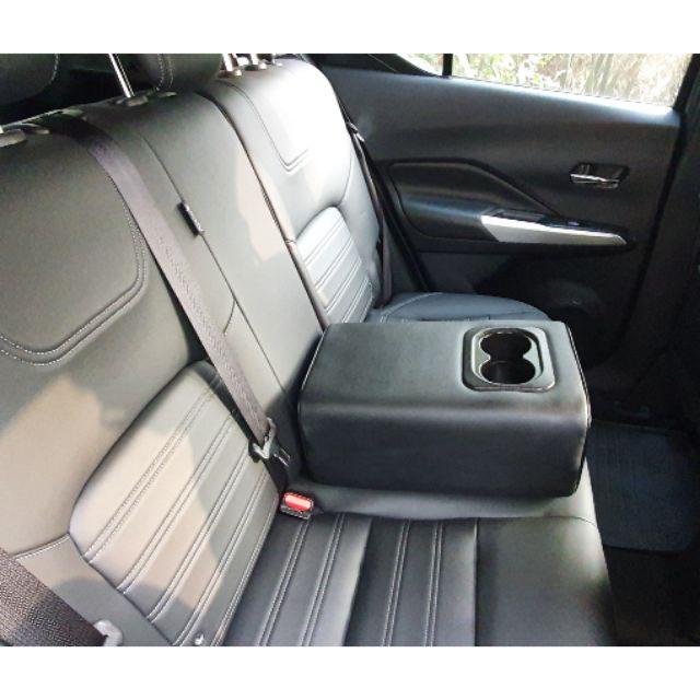 中央後座扶手通用款 NISSAN KICKS 中央扶手 汽車後排扶手箱 後座扶手箱