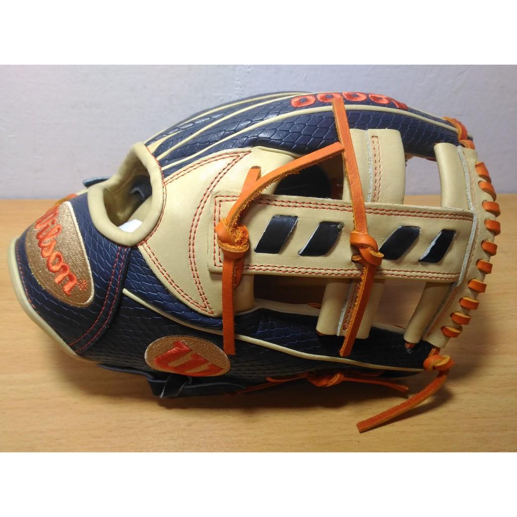"""威爾森 WILSON A2000 Jose Altuve JA27 美規 11.5"""" 十字 內野 棒球手套 壘球手套"""