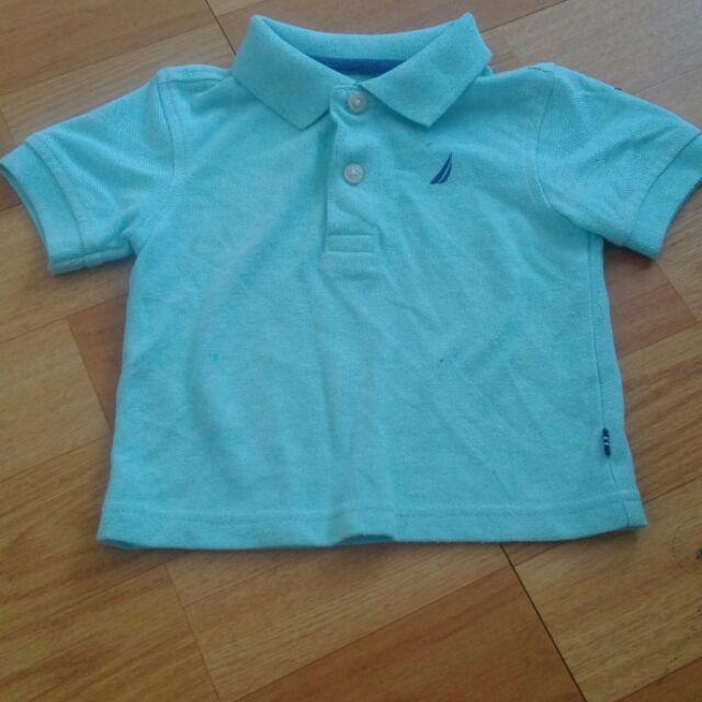 Nautica 3-6m男嬰Polo衫